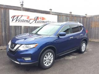 Used 2017 Nissan Rogue SV    16000 KMS for sale in Stittsville, ON