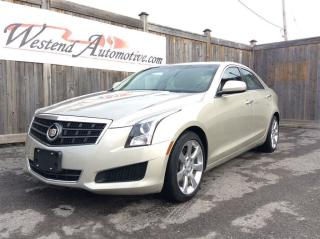 Used 2014 Cadillac ATS SUNROOF for sale in Stittsville, ON