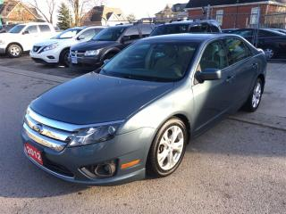Used 2012 Ford Fusion SE for sale in Belmont, ON
