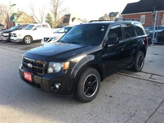 Used 2012 Ford Escape XLT  SPORT  V6  4X4, LEATHER, ROOF. for sale in Belmont, ON
