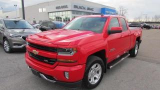 Used 2017 Chevrolet Silverado 1500 LT for sale in Arnprior, ON