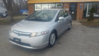 Used 2008 Honda Civic Hybrid for sale in Barrie, ON