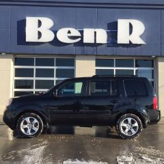 Used 2015 Honda Pilot EX-L for sale in Steinbach, MB