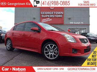 Used 2008 Nissan Sentra SE-R Spec V | RARE FIND | CLEAN CARPROOF | for sale in Georgetown, ON