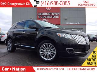 Used 2014 Lincoln MKX NAVI | AWD | PANO ROOF | BACK UP CAM for sale in Georgetown, ON