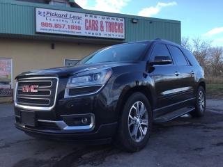 Used 2015 GMC Acadia SLT1 for sale in Bolton, ON