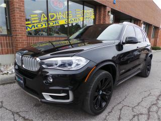 Used 2015 BMW X5 xDrive35i 7 Pass, Navigation for sale in Woodbridge, ON