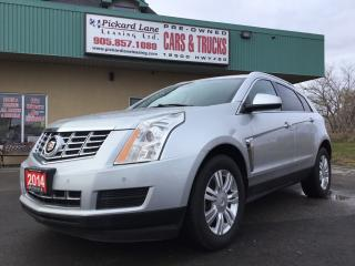 Used 2014 Cadillac SRX Luxury for sale in Bolton, ON