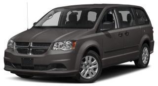 New 2017 Dodge Grand Caravan CVP/SXT for sale in Abbotsford, BC