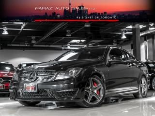 Used 2013 Mercedes-Benz C63 AMG AMG|NAVI|B.SPOT|REAR CAM|CARBON FIBER|LOADED for sale in North York, ON