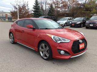 Used 2013 Hyundai Veloster Turbo..Pending Deal for sale in Milton, ON