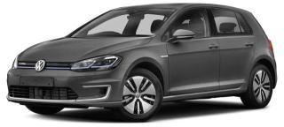 New 2017 Volkswagen e-Golf Comfortline for sale in Surrey, BC