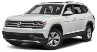 New 2018 Volkswagen ATLAS 2.0 TSI Comfortline Radio Data System, Remote Keyless Entry & Heated Front Seats for sale in Surrey, BC