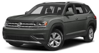 New 2018 Volkswagen ATLAS 2.0 TSI Comfortline 3rd Row, Bluetooth, Memory Seat & Radio Data System for sale in Surrey, BC