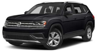 New 2018 Volkswagen ATLAS 2.0 TSI Comfortline 3rd Row, Memory Seat & Heated Front Seats for sale in Surrey, BC
