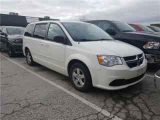 Used 2012 Dodge Grand Caravan SXT Plus, Rear Heat AND AIR, Ucconect !!! for sale in Concord, ON