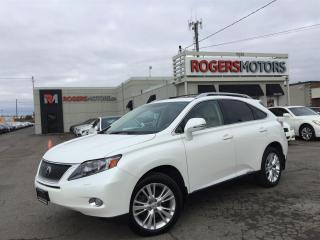 Used 2011 Lexus RX AWD - NAVI - REVERSE CAM - HYBRID for sale in Oakville, ON