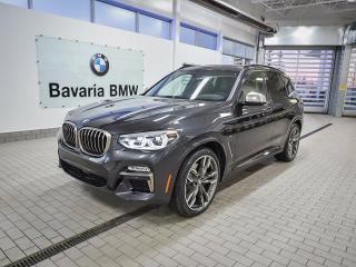 Used 2018 BMW X3 M40i for sale in Edmonton, AB