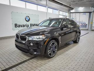 New 2018 BMW X6 M for sale in Edmonton, AB
