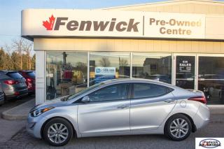 Used 2015 Hyundai Elantra SE at for sale in Sarnia, ON