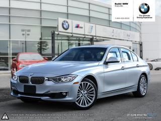 Used 2014 BMW 328i xDrive Sedan AWD | BLUETOOTH for sale in Oakville, ON