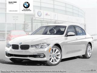Used 2017 BMW 330i xDrive Sedan (8D97) for sale in Oakville, ON