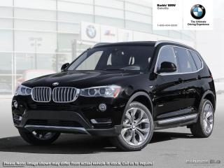 Used 2017 BMW X3 xDrive35i for sale in Oakville, ON