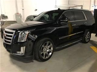 Used 2015 Cadillac Escalade PREMIUM PKG NAVI REAR CAM AND MORE for sale in Mississauga, ON