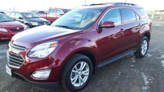 Used 2017 Chevrolet Equinox LT AWD for sale in Thunder Bay, ON
