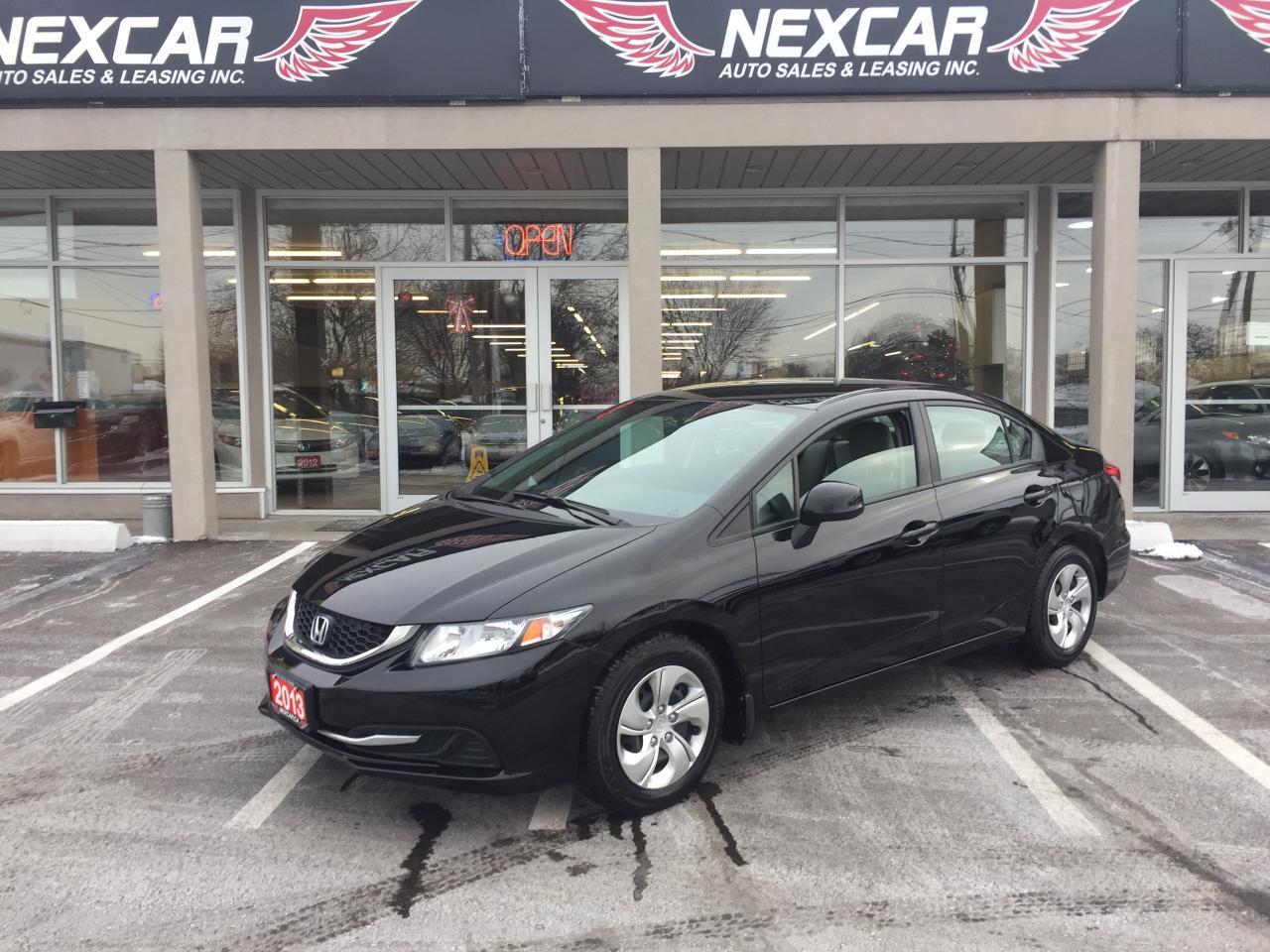 Photo of Black 2013 Honda Civic