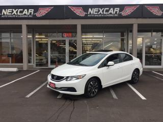Used 2013 Honda Civic EX AUT0 A/C SUNROOF BACKUP CAMERA 43K for sale in North York, ON