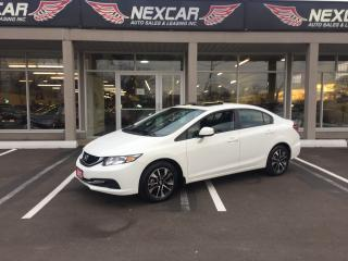 Used 2013 Honda Civic EX AUT0 A/C SUNROOF BACKUP CAMERA 75K for sale in North York, ON