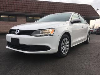 Used 2014 Volkswagen Jetta TRENDLINE+ for sale in Cobourg, ON