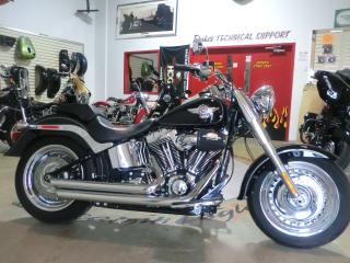 Used 2014 Harley-Davidson FAT BOY FLSTFI FAT BOY103 for sale in Blenheim, ON