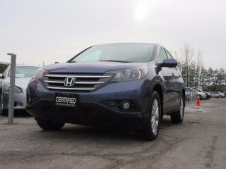 Used 2013 Honda CR-V EX AWD / ONE OWNER / ACCIDENT FREE for sale in Newmarket, ON