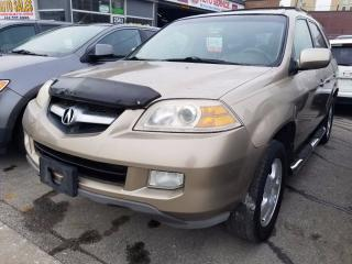 Used 2006 Acura MDX Luxury, Leather, Sunroof for sale in Scarborough, ON