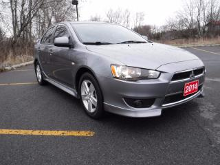 Used 2014 Mitsubishi Lancer SE for sale in Cornwall, ON