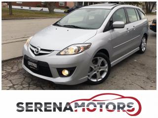 Used 2008 Mazda MAZDA5 GT | 6 PASSENGERS | SUNROOF for sale in Mississauga, ON