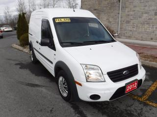 Used 2012 Ford Transit Connect XLT for sale in Cornwall, ON