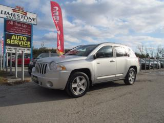 Used 2010 Jeep Compass Sport/North 4X4 / ONE OWNER / ACCIDENT FREE for sale in Newmarket, ON