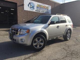 Used 2010 Ford Escape XLT - SUNROOF - POWER SEAT for sale in Aurora, ON