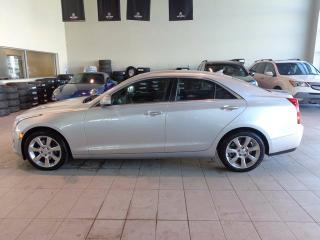 Used 2014 Cadillac ATS 2.0L Turbo for sale in Red Deer, AB