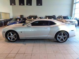 Used 2013 Chevrolet Camaro 2LT - B/U Cam, Heated Leather Seats + Sunroof! for sale in Red Deer, AB