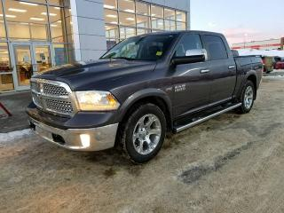 Used 2015 Dodge Ram 1500 Laramie for sale in Peace River, AB