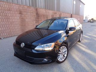 Used 2011 Volkswagen Jetta LEATHER - SUNROOF - ALLOYS - MANUAL for sale in Etobicoke, ON