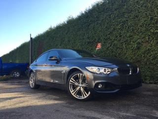 Used 2015 BMW 428i Gran Coupe i xDrive AWD + LEATHER HEATED FT/RR SEATS + SUNROOF + 19
