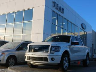 Used 2012 Ford F-150 Harley-Davidson for sale in Edmonton, AB