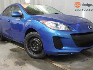 Used 2013 Mazda MAZDA3 SKYACTIV-G / Sunroof / Heated Front Seats for sale in Edmonton, AB