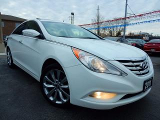 Used 2011 Hyundai Sonata 2.0T LIMITED | NAVIGATION.CAMERA | LEATHER.ROOF for sale in Kitchener, ON
