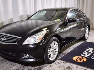 Used 2012 Infiniti G37 X Luxury for sale in Red Deer, AB